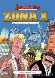Zona X Sayı: 5 - Ukbar / Perde Arkası