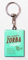 Can Dükkan Zorba (Kazancakis) – Anahtarlık