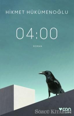 Hikmet Hükümenoğlu - 04:00 | Sözcü Kitabevi