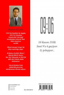 Mehmet Ali Çatal - 09:06 (imzalı) | Sözcü Kitabevi