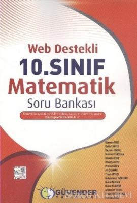 10. Sınıf Matematik Soru Bankası (Web Destekli)