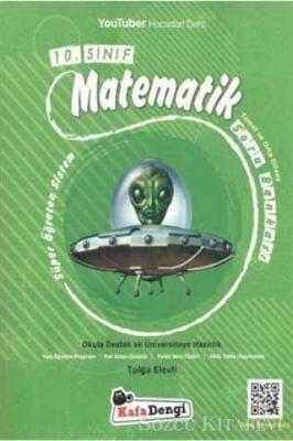10. Sınıf Süper Öğreten Matematik Soru Bankası