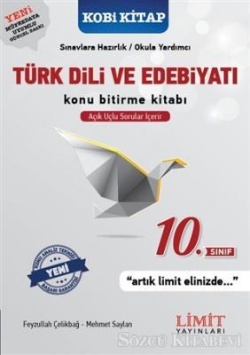10. Sınıf Türk Dili Edebiyatı Konu Bitirme Kitabı