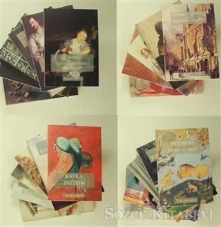 100 Temel Eser Dünya Klasikleri Seti (21 Kitap Takım)