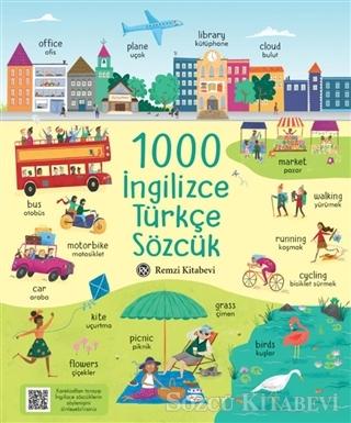 Kolektif - 1000 İngilizce Türkçe Sözcük | Sözcü Kitabevi