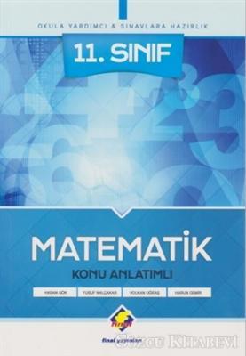 Hasan Gök - 11. Sınıf Matematik Konu Anlatımlı | Sözcü Kitabevi