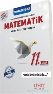 11.Sınıf Matematik Konu Bitirme Kitabı 2019