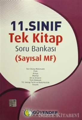 11.Sınıf Tek Kitap Soru Bankası (Sayısal MF)