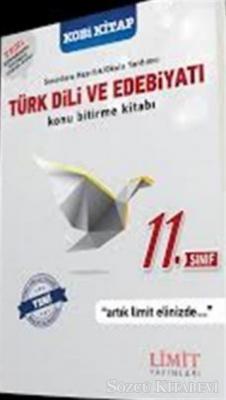 11.Sınıf Türk Dili Ve Edebiyatı Konu Bitirme Kitabı 2019