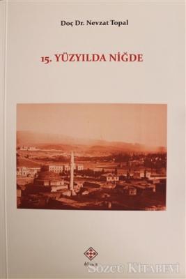 15. Yüzyılda Niğde