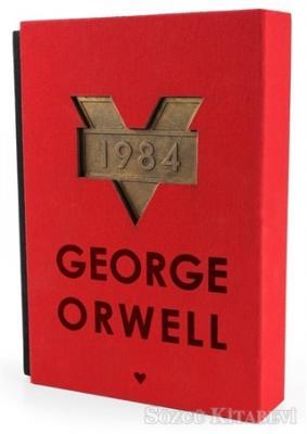 George Orwell - 1984 (Kırmızı Kutulu Özel Baskı) | Sözcü Kitabevi
