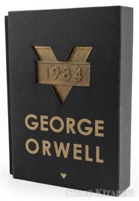George Orwell - 1984 (Siyah Kutulu Özel Baskı) | Sözcü Kitabevi