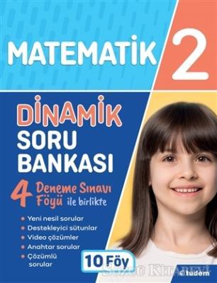 Kolektif - 2. Sınıf Matematik Dinamik Soru Bankası   Sözcü Kitabevi