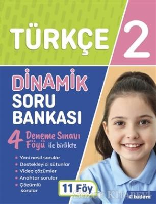Kolektif - 2. Sınıf Türkçe Dinamik Soru Bankası | Sözcü Kitabevi