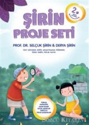 2. Sınıfa Hazırım - Şirin Proje Seti