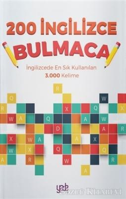 200 İngilizce Bulmaca
