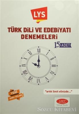 2016 LYS Türk Dili ve Edebiyatı Denemeleri 15 Adet
