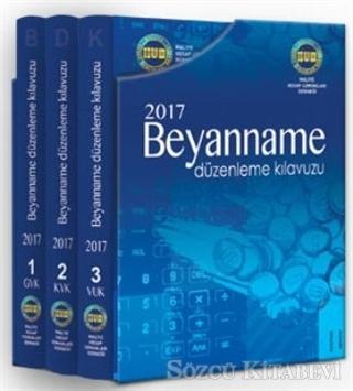 2017 Beyanname Düzenleme Kılavuzu