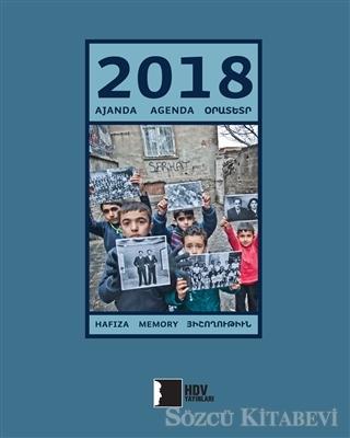 2018 Ajanda Agenda Orustsr