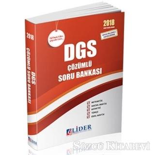 2018 DGS Çözümlü Soru Bankası
