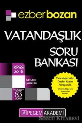 2018 KPSS Ezberbozan Vatandaşlık Soru Bankası