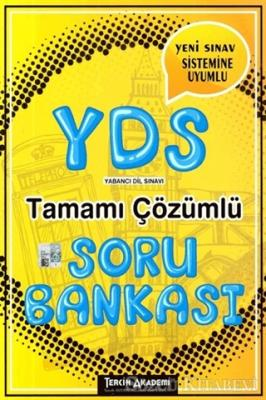 Hasan Yüksel - 2018 YDS Tamamı Çözümlü Soru Bankası | Sözcü Kitabevi