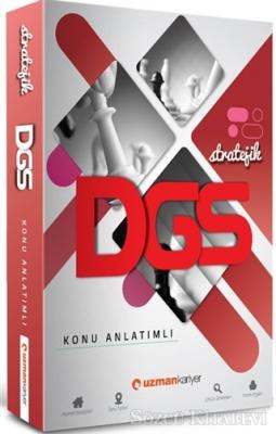 2019 DGS Stratejik Konu Anlatımlı