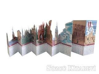 2020-2021 Treasures Of Turkey (Kod:3069)