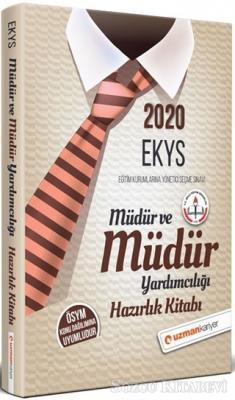 2020 EKYS Müdür ve Müdür Yardımcılığı Hazırlık Kitabı
