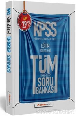 2020 KPSS Eğitim Bilimleri Tüm Dersler Soru Bankası