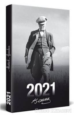 Kolektif - 2021 Atatürk Ajandası - Cumhuriyet | Sözcü Kitabevi