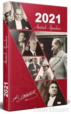 2021 Atatürk Ajandası (Kırmızı)