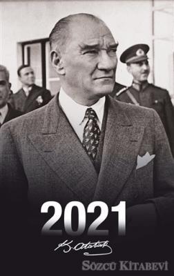 2021 Atatürk Ajandası (Sivil)