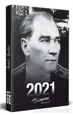2021 Atatürk Ajandası - Ulu Önder