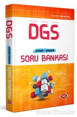 2021 DGS Soru Bankası