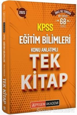 2021 KPSS Eğitim Bilimleri Konu Anlatımlı Tek Kitap