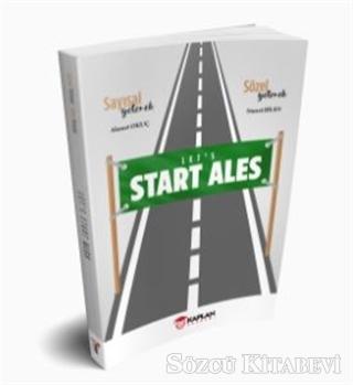 2021 Lets Start ALES Özel Tekrar Kitabı Kaplan Akademi