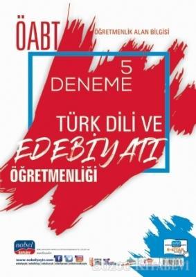 Kolektif - 2021 ÖABT Öğretmenlik Alan Bilgisi Türk Dili ve Edebiyatı Öğretmenliği 5 Deneme | Sözcü Kitabevi