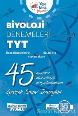 2021 TYT Biyoloji Denemeleri 45 Gerçek Sınav Deneyimi