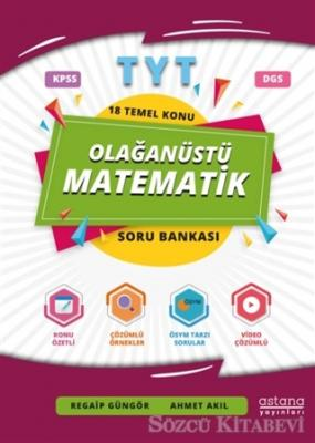 2021 TYT Olağanüstü Matematik Soru Bankası