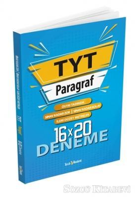 2021 TYT Paragraf 16x20 Deneme