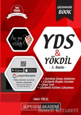 2021 YDS - YÖKDİL Grammar Book