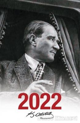 - 2022 Atatürk Ajandası Mustafa Kemal - Beyaz | Sözcü Kitabevi