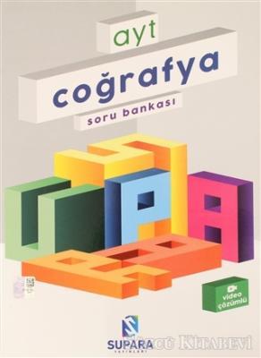 Kolektif - 2022 AYT Coğrafya Soru Bankası | Sözcü Kitabevi