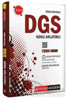 Kolektif - 2022 DGS Video Destekli Konu Anlatımlı | Sözcü Kitabevi