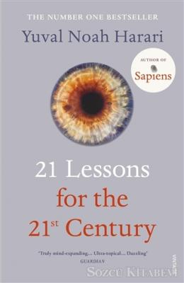 21 Lessons For The 21 Century Pocket