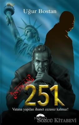 Uğur Bostan - 251 - İntikam | Sözcü Kitabevi