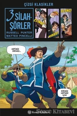Russell Punter - 3 Silahşörler | Sözcü Kitabevi