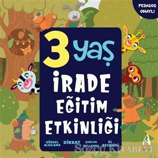 3 Yaş İrade Eğitim Etkinliği