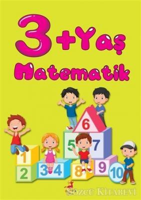 Kolektif - 3+ Yaş Matematik | Sözcü Kitabevi